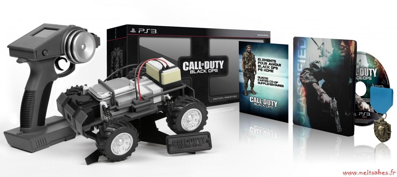 Call Of Duty : Black Ops, c'est pour demain !