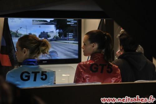 C'était comment la soirée de présentation GT5 ?