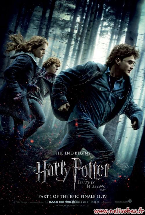 Critique - Harry Potter Et Les Reliques De La Mort Partie 1