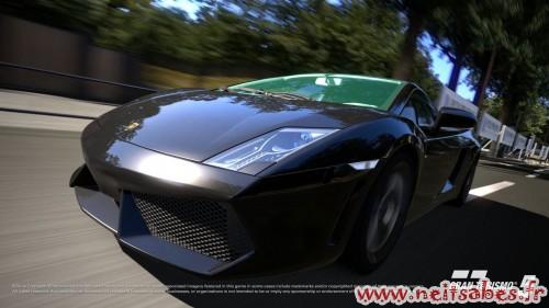 Gran Turismo 5 est en cours de pressage !