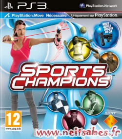 Test - Sports Champions (PS3)
