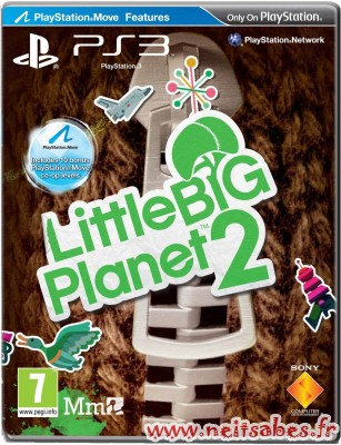 Little Big Planet 2 Collector version européenne