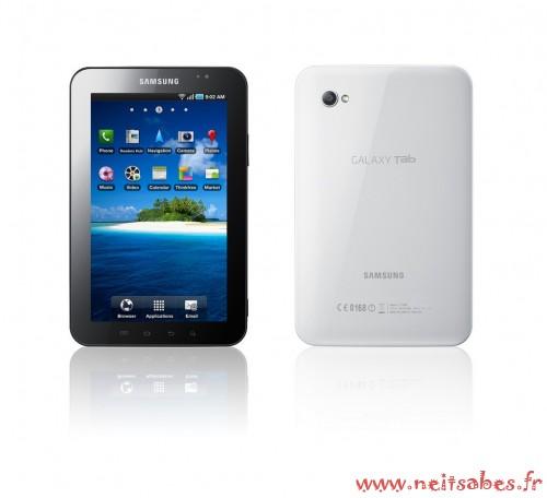 La Samsung Galaxy Tab débarque chez les trois opérateurs français