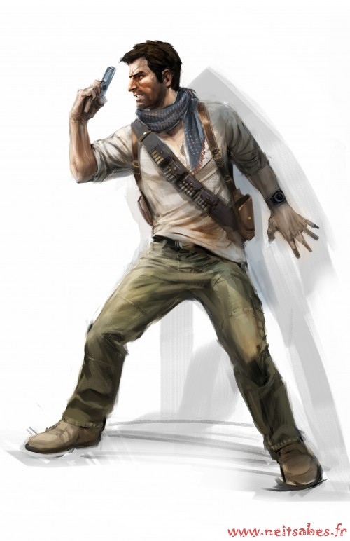 Uncharted 3 : Drake's Deception, c'est officiel !