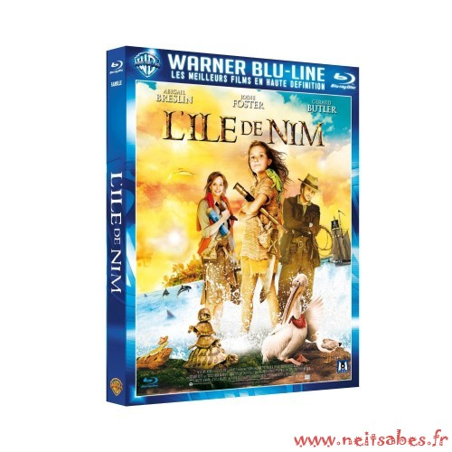 Commande - L'île De Nim (Blu-ray)