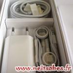 Déballage iPhone 4