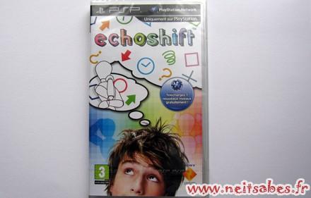 Achat - Echoshift (PSP)