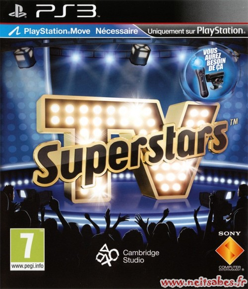 Test - TV Superstars (PS3)