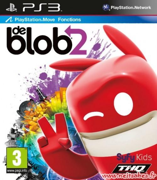 Preview - De Blob 2 (PS3)