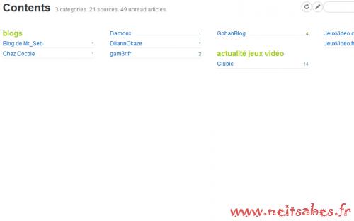 Abonnez-vous au flux RSS de Neitsabes avec l'extension Feedly !