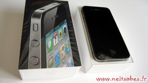 1 mois avec l'iPhone 4