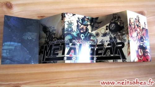 Rétro Déballage - Metal Gear Solid Premium Pack (PS1 / PSone)
