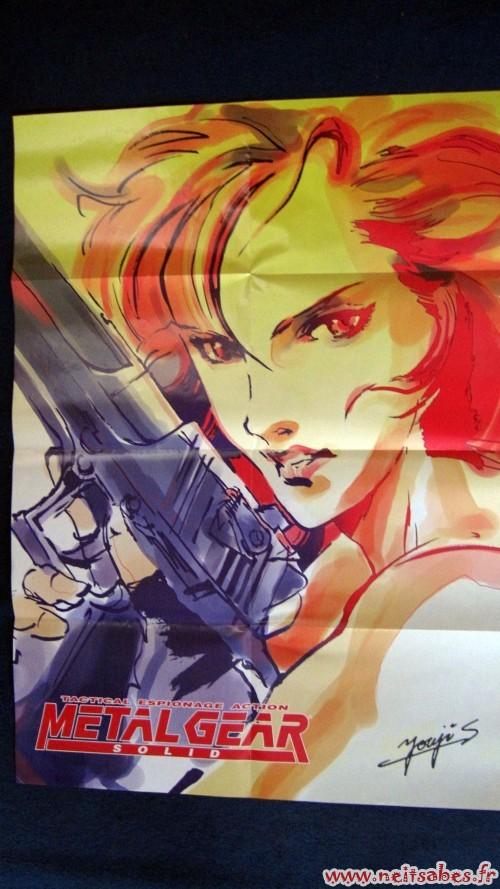 Rétro Déballage - Metal Gear Solid Premium Pack (PS1 / PSone)