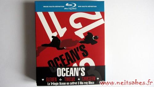 Achat - Coffret Ocean's 11, 12 & 13 (Blu-ray)