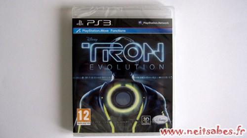 C'est arrivé ! - Tron : Evolution (PS3)