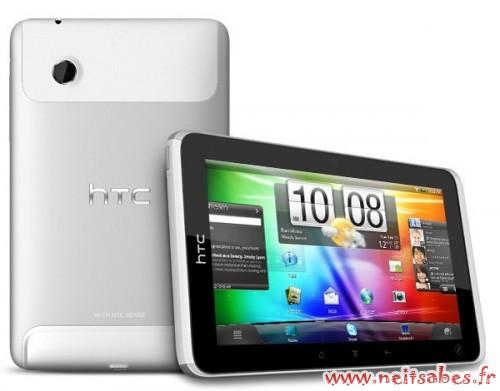 [Comment se planter en 10 leçons] N°1 : HTC annonce une nouvelle tablette ... sans Honeycomb.