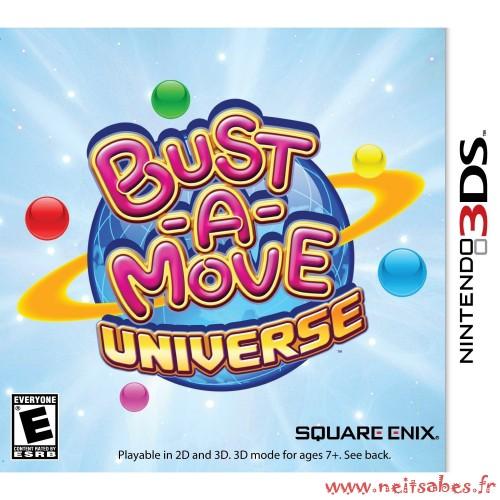 Preview : Puzzle Bobble sur 3DS le 22 avril.