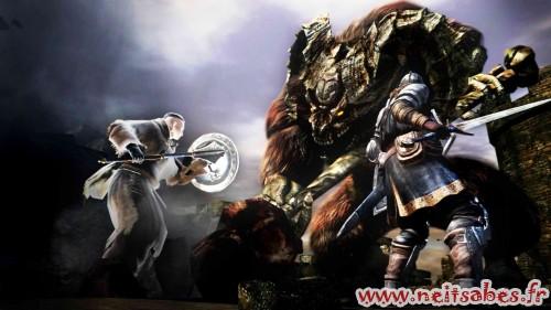 Dark Souls : From Software prolonge l'expérience Demon's Souls