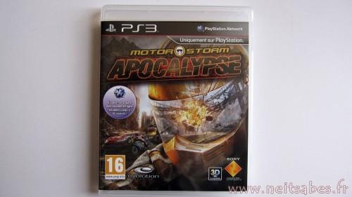 C'est arrivé ! - Motorstorm Apocalypse (PS3) et casque Tritton AX 720