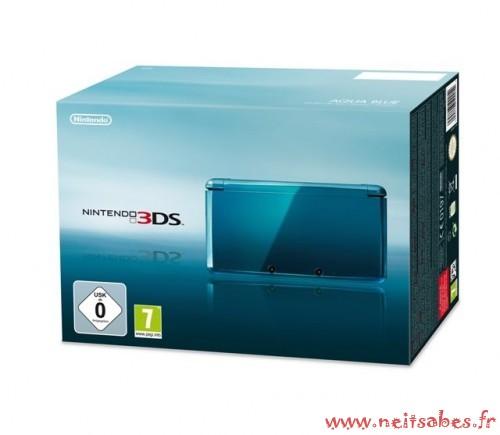 J'ai joué à la Nintendo 3DS