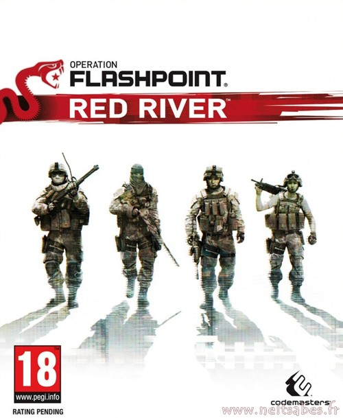 J'ai joué à Operation Flashpoint Red River.