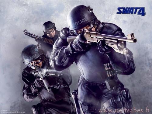 J'attends SWAT 5