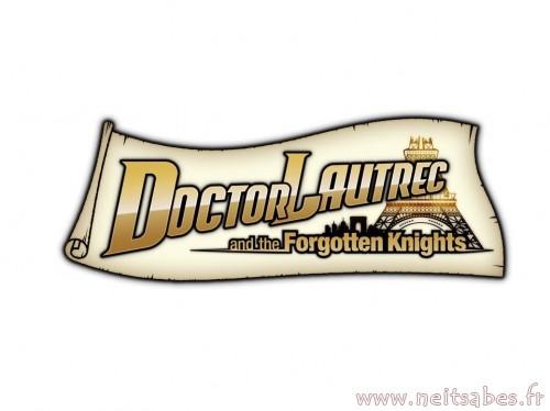 Docteur Lautrec Et Les Chevaliers Oubliés : Le premier trailer ! (3DS)