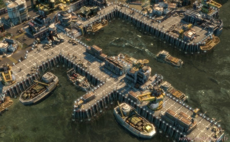 Anno 2070 : Related Designs s'attaque au futur (PC).