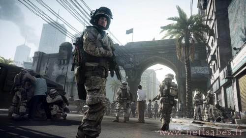 Vidéo - Battlefield 3 (PC PS3 Xbox360).