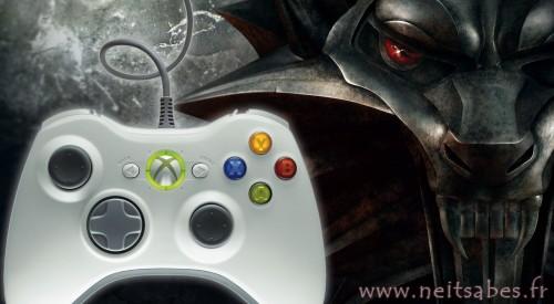 Utiliser une manette Xbox 360 sur des jeux PC comme The Witcher.