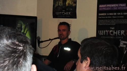 Compte-rendu - Évènement Fnac The Witcher 2.