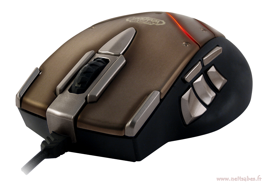 Test - Souris Steelseries World Of Warcraft Cataclysm.