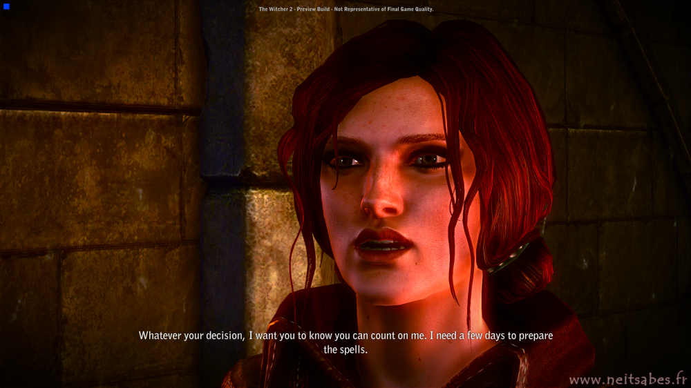 "The Witcher 2 : des screens en ""ultra"", ça donne ça !"