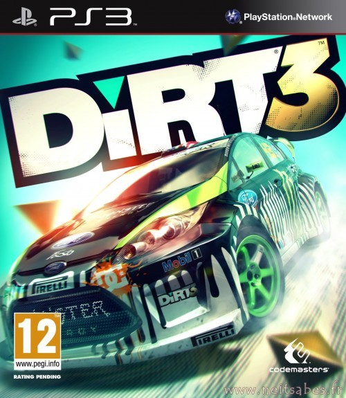 Test - Dirt 3 (PS3).