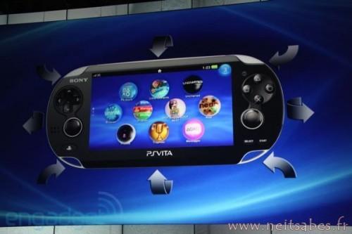 La Playstation Vita : du nouveau ?