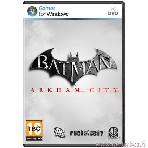 Pré-commande - Batman Arkham City (PC).