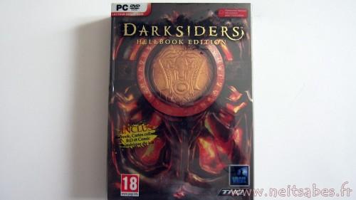 Achat - Darksiders Hellbook Edition (PC) en solde !