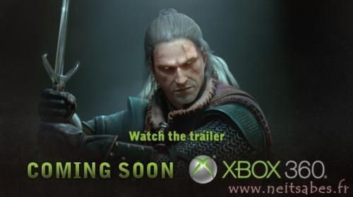 The Witcher 2 : la version Xbox 360 annoncée et le changelog du patch 1.2.