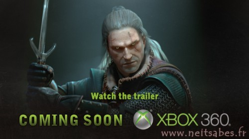 The Witcher 2 : la version Xbox 360 annoncée et le changelog du patch 1.2.