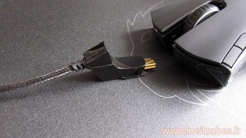 Test - Souris Razer Mamba 2012 4G (nouvelle édition)