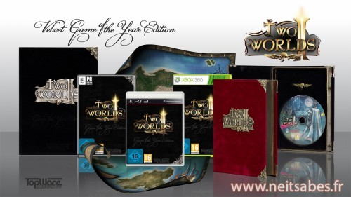 L'édition GOTY de Two Worlds 2 s'illustre (PC PS3 Xbox 360)