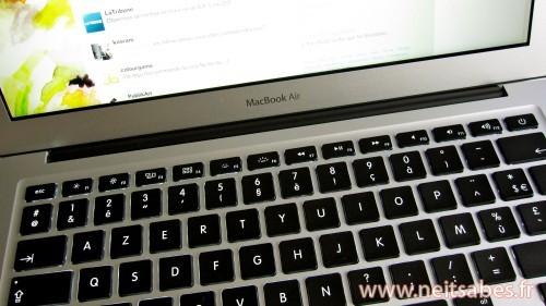 """Achat - MacBook Air 13"""" modèle 2011"""