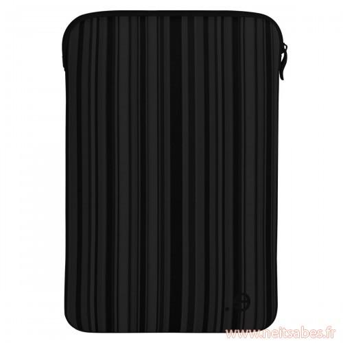 """Commande - Housse pour MacBook Air 13"""" Allure Black de Be.ez"""