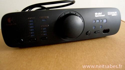Test - Logitech Z906