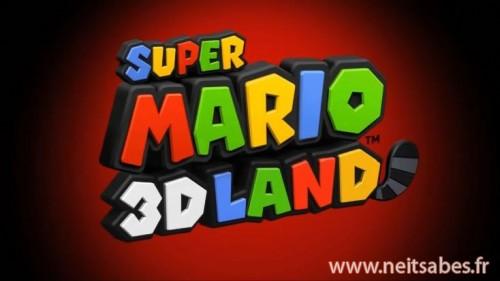 Trailer de Super Mario 3D Land (3DS)