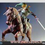 First 4 Figures propose des figurines magnifiques de Zelda !