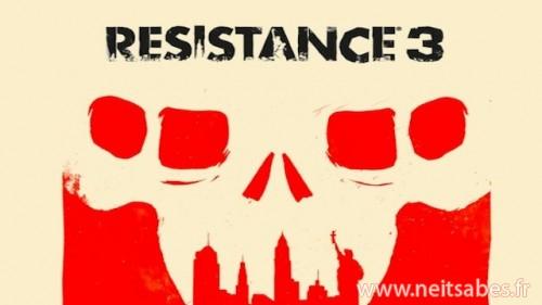 Test - Resistance 3 (PS3)