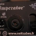 Test - Souris Razer Imperator