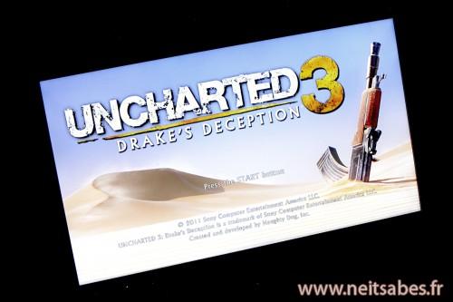 Compte-rendu de la soirée de lancement Uncharted 3.