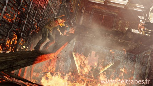 Test - Uncharted 3 (PS3)
